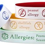 bracelets for multiple allergies