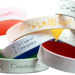 emergency contact bracelets, kids bracelets, phone number bracelets, medical bracelets, allergy bracelets